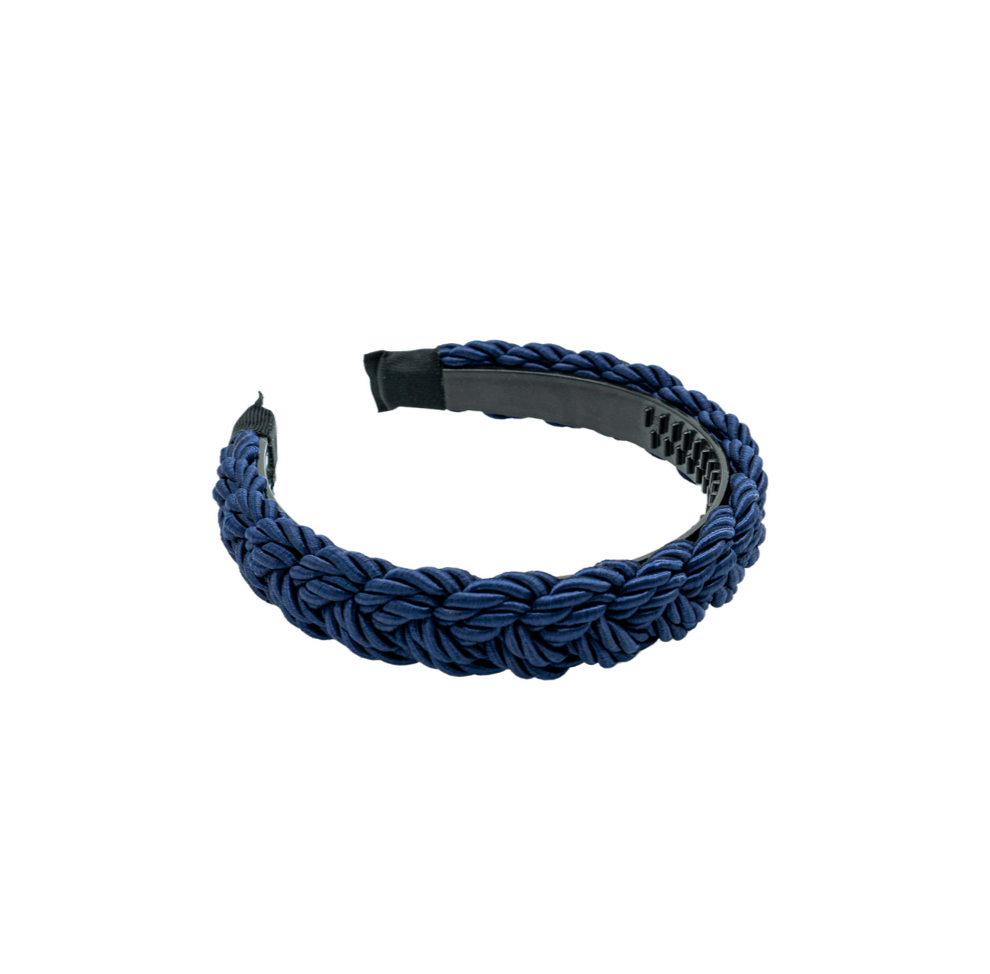 Deià Nautical Braided Headband