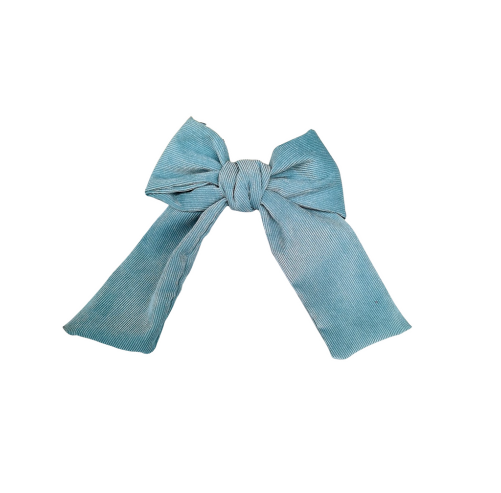 Tiny Giulio -  Easter Blue BOW