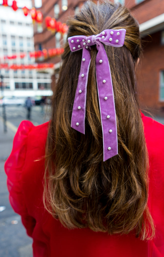 Ares Bow Hair tie - Giulio accessories