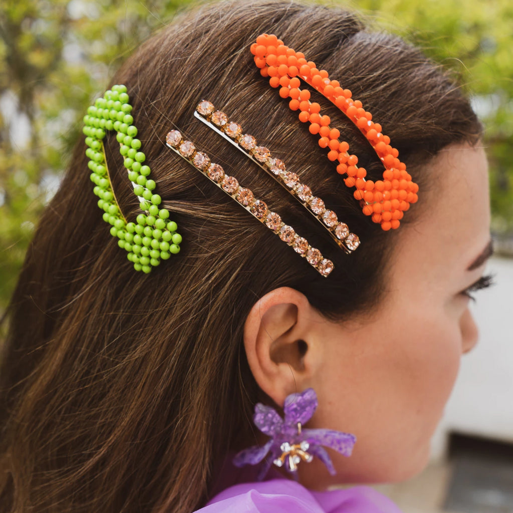 Priscilla Hair Clip Set - Giulio accessories