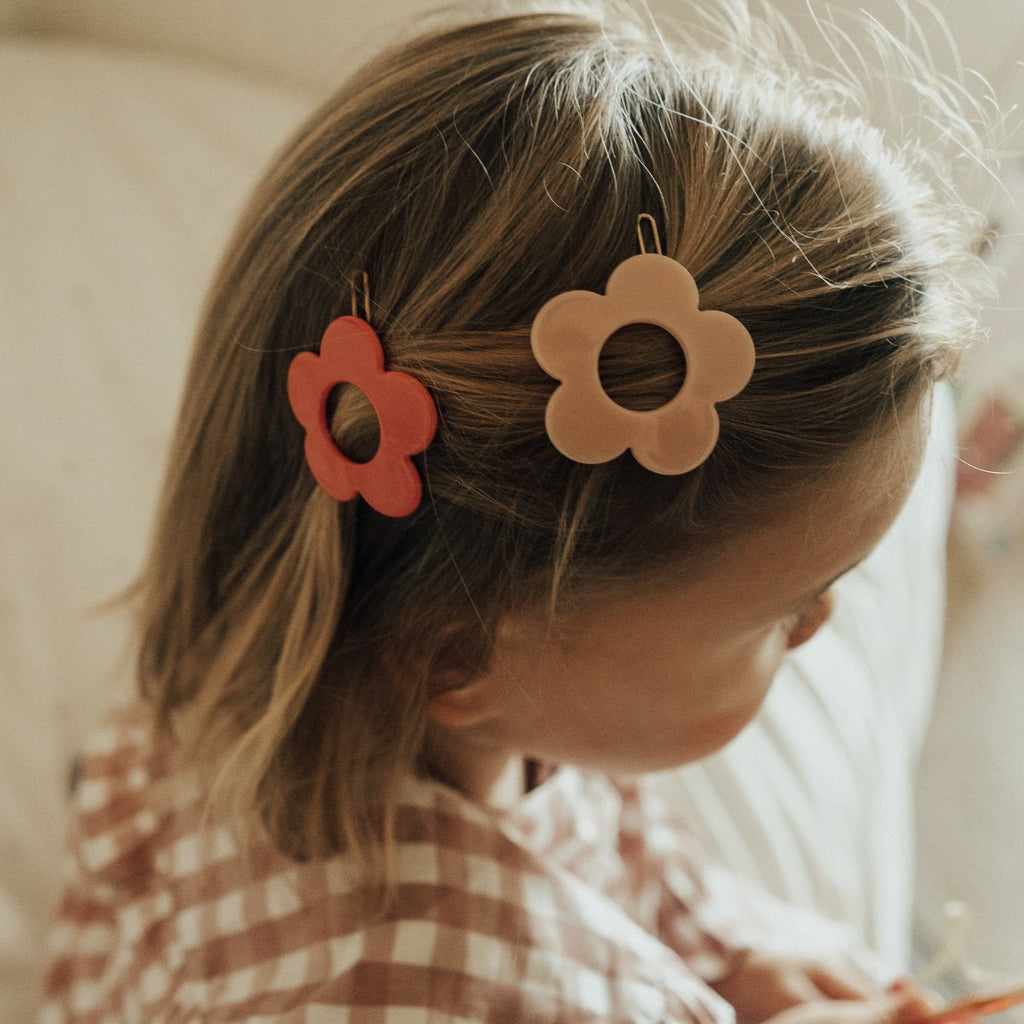 Tiny Giulio -   Little Flower Hair Clip