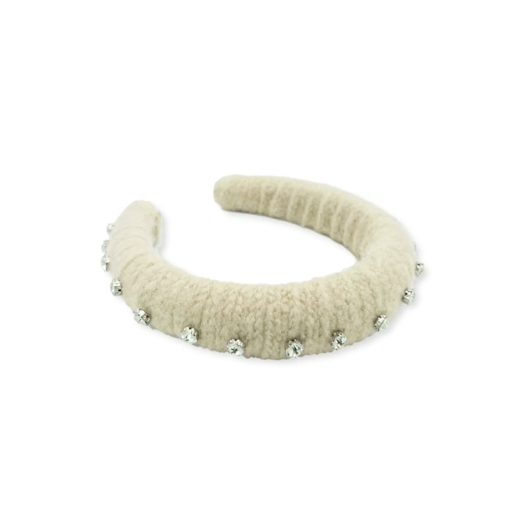 Julie Headband - Giulio accessories knitted headband