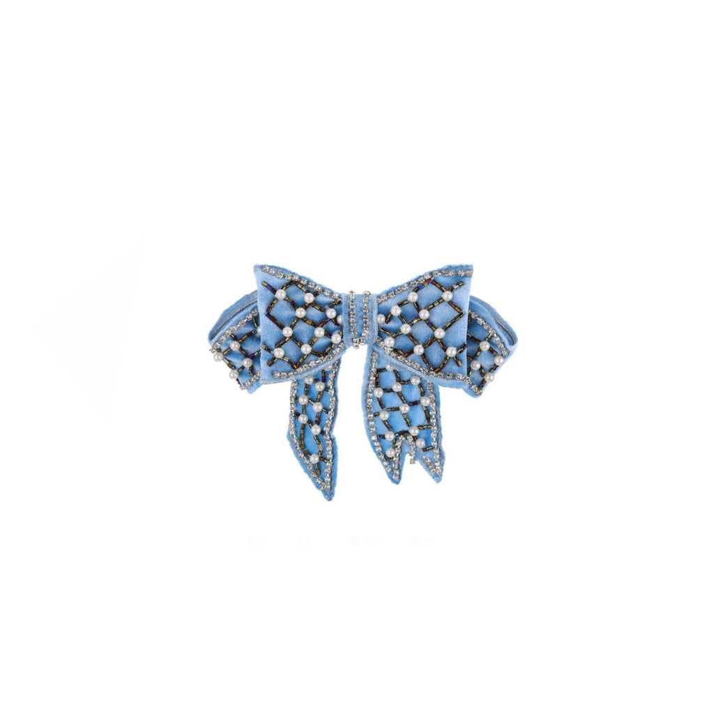 Adeline Bow Brooch - Giulio accessories