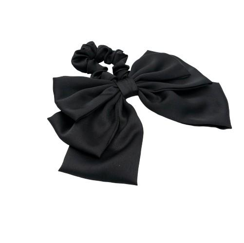 Bailey Bow Scrunchie - Giulio accessories