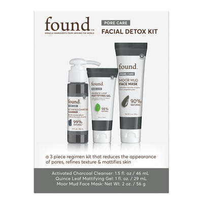 PORE CARE FACIAL DETOX KIT