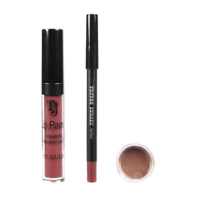 Big Shot Lip Trio Lip Paint Kit