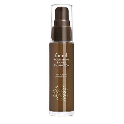 185 Medium Rich-liquid | NOURISHING LIQUID FOUNDATION, MEDIUM