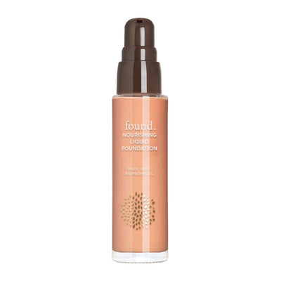130 Light/Medium-liquid | NOURISHING LIQUID FOUNDATION, LIGHT/MEDIUM