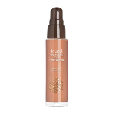 160 Tan-liquid | NOURISHING LIQUID FOUNDATION, TAN