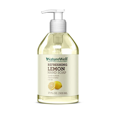 Refreshing Lemon Hand Soap 2-Pack