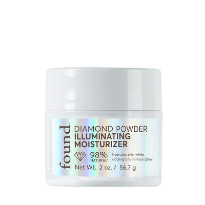 DIAMOND POWDER ILLUMINATING MOISTURIZER