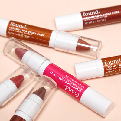 Creamy Lip & Cheek Stick