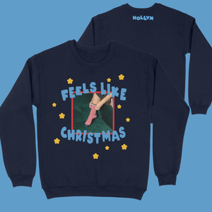 Feels Like Christmas Crewneck