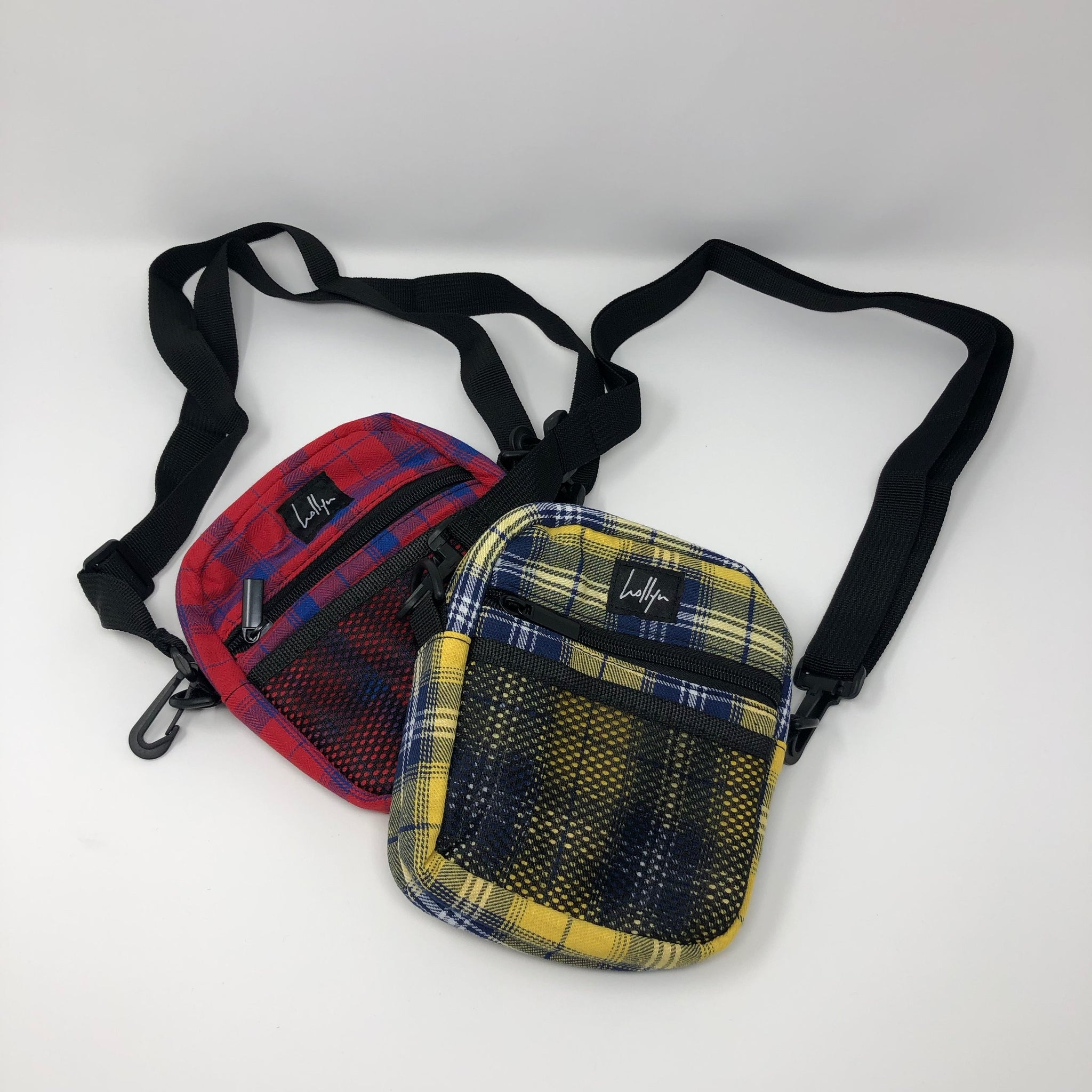 Hollyn Plaid Bag