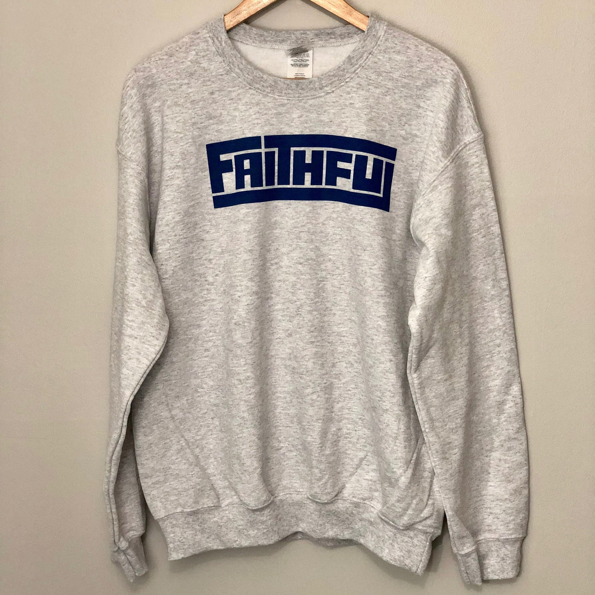 Faithful Crewneck