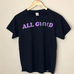 All Good Butterfly Tee