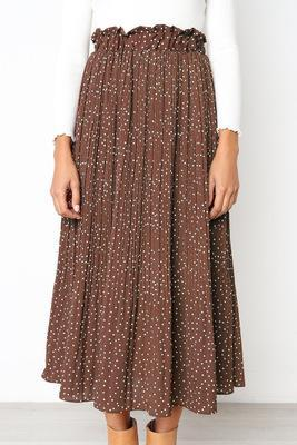 The 'Audrey' Maxi Skirt (multiple colours available) - Mimi Lil & Co