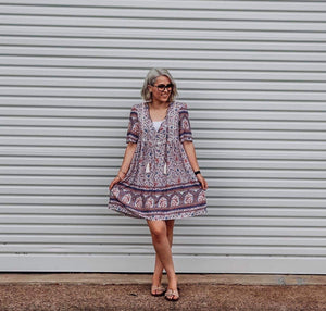 The 'Skyla' Dress - Mimi Lil & Co