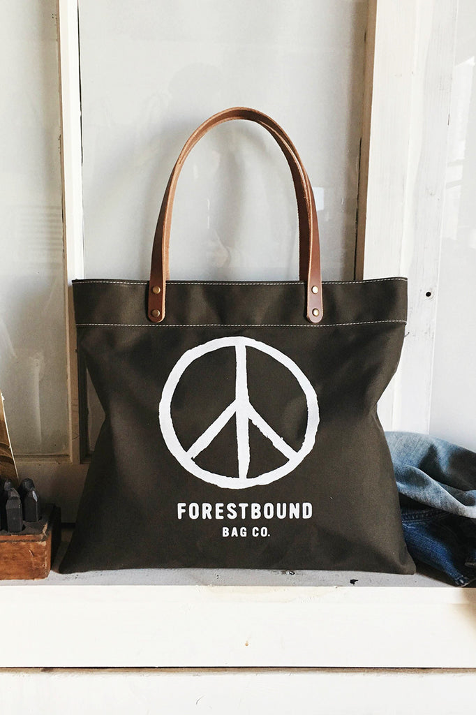 $50 Tote Bag Special / Peace