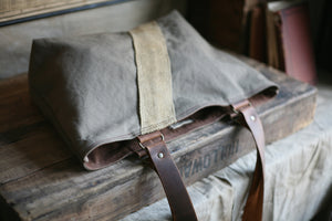 Holiday Special! WWII era Canvas Tote Bag