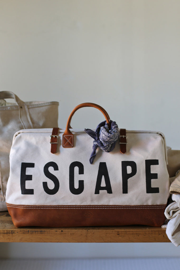 Forestbound ESCAPE Traveler in Ivory