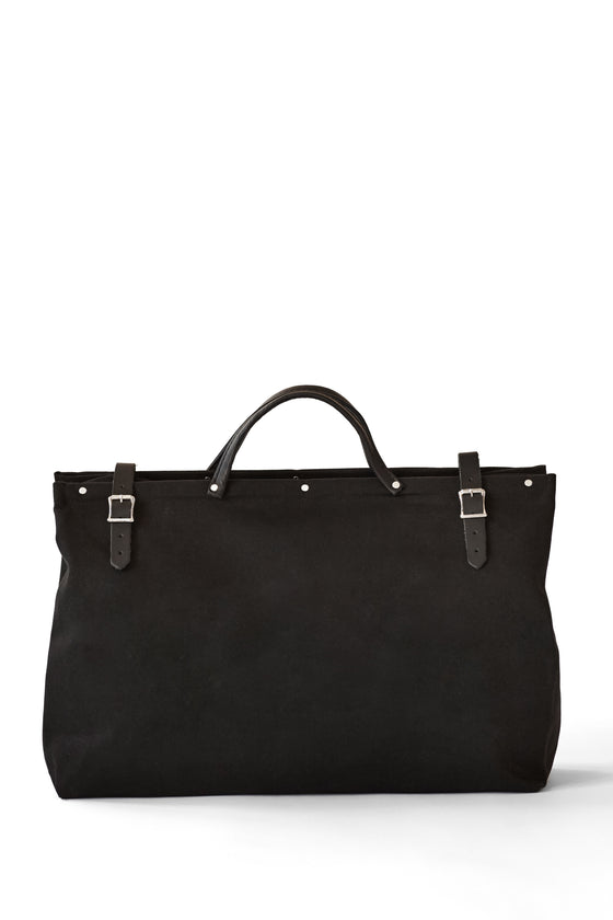 Forestbound Canvas Utility Bag - Black