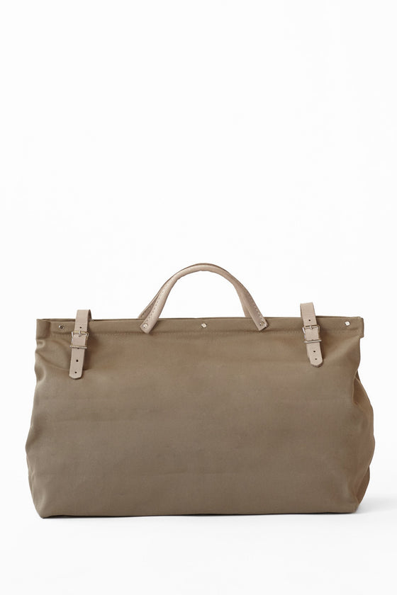 Forestbound Canvas Utility Bag - Khaki