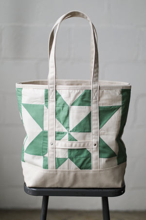 Reclaimed Market Tote No. 083