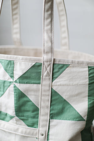 Reclaimed Market Tote No. 085