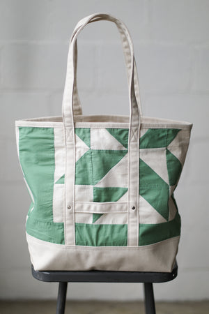 Reclaimed Market Tote No. 088