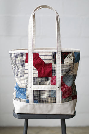 Reclaimed Market Tote No. 071