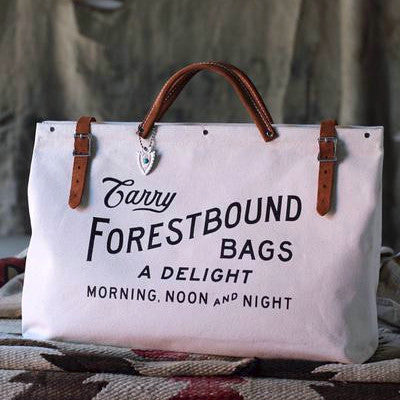FORESTBOUND Logo Utility Bag - Second