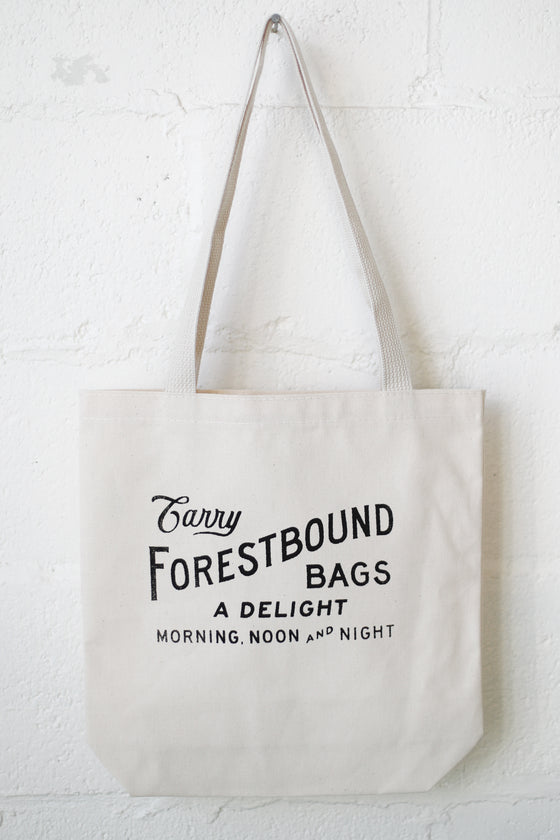 Forestbound Bag Co. Zipper Tote