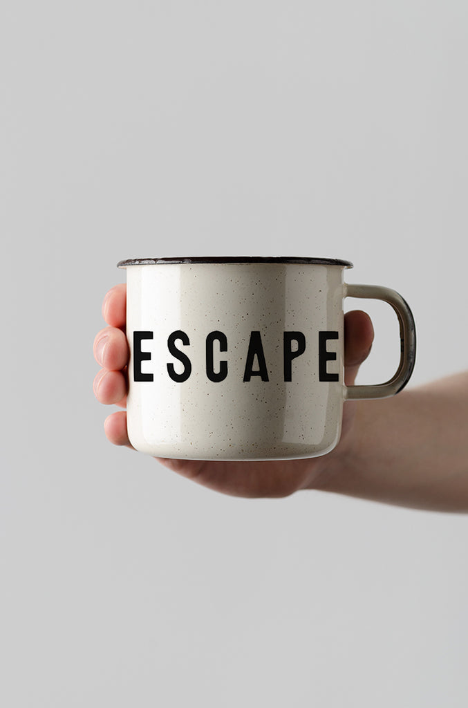 ESCAPE Ceramic Mug