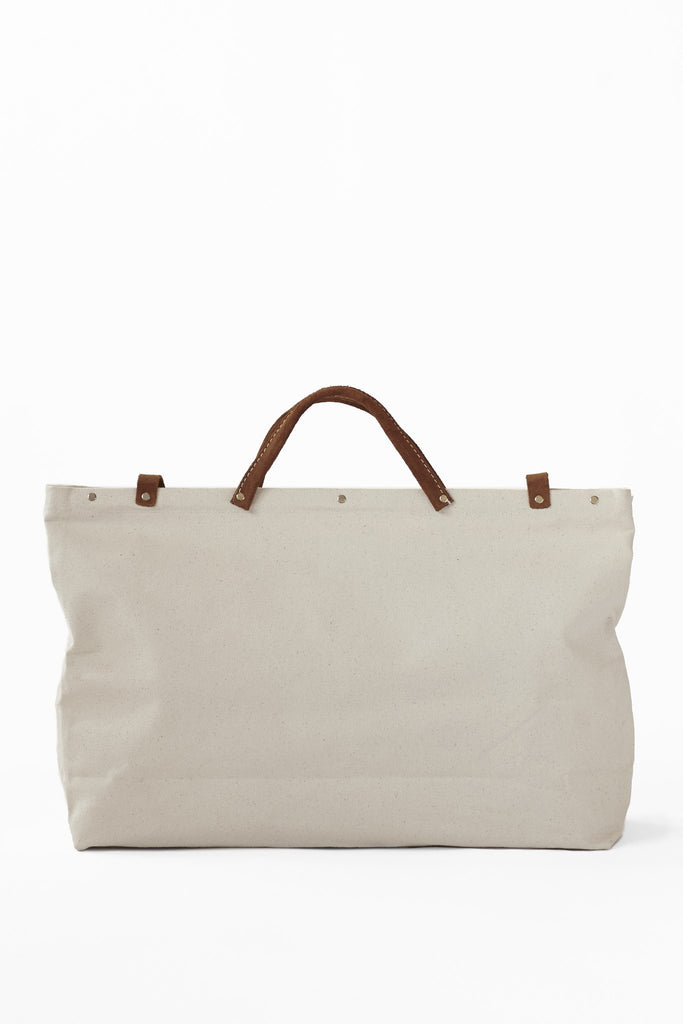 HOME Canvas Utility Bag