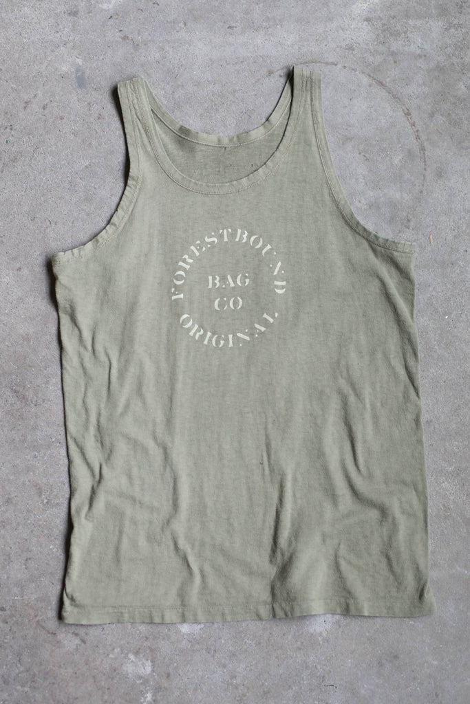 Forestbound Vintage Army Tank No. 2