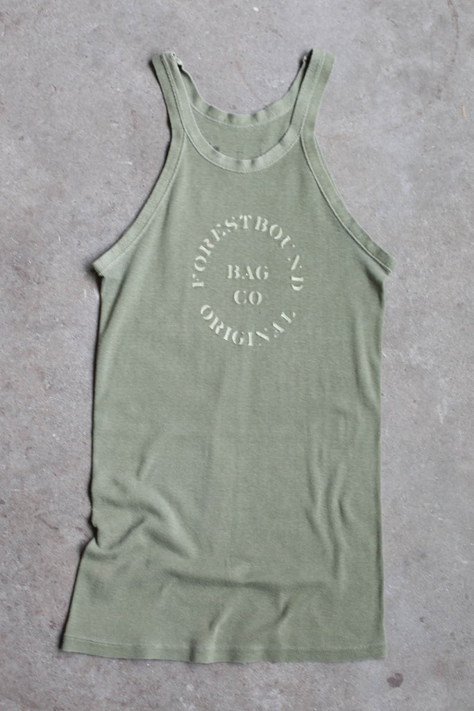 Forestbound Vintage Army Tank No. 5