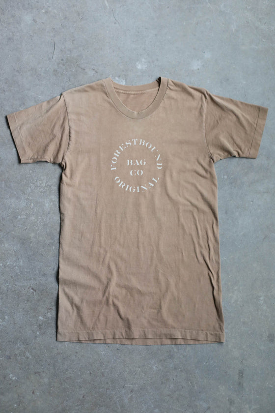 Forestbound Vintage Army Tee No. 1