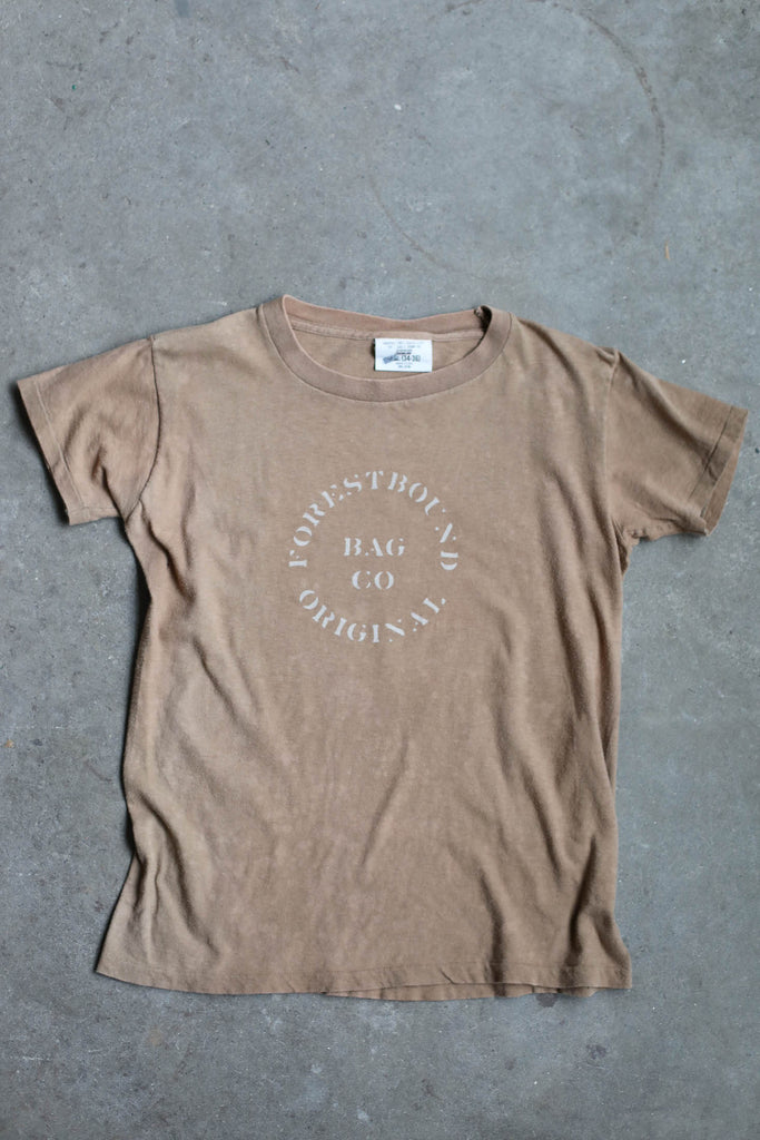 Forestbound Vintage Army Tee No. 6