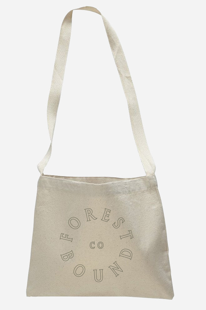 FORESTBOUND Canvas Side Bag