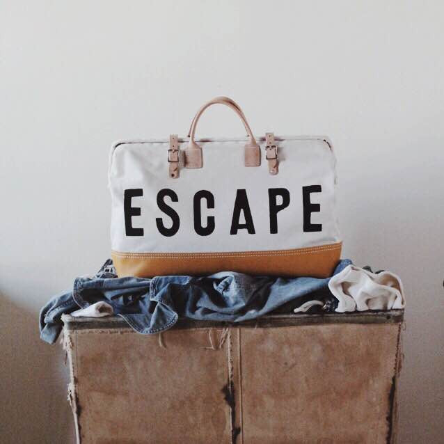 ESCAPE Weekender - Second