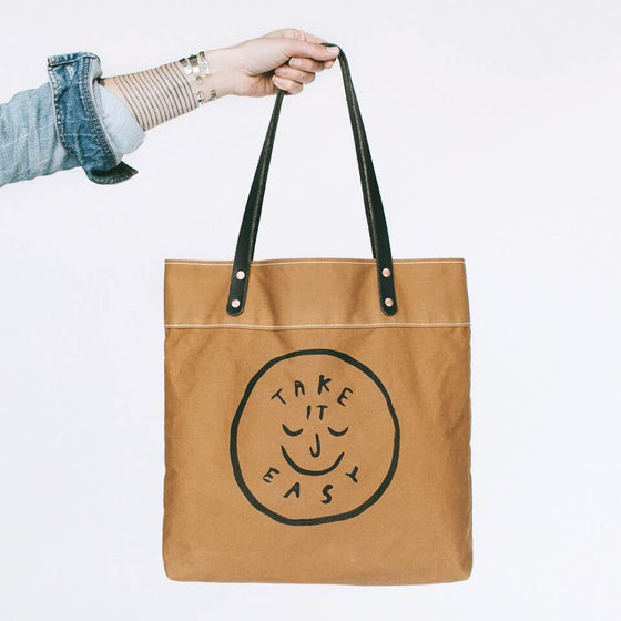 Take it Easy Tote