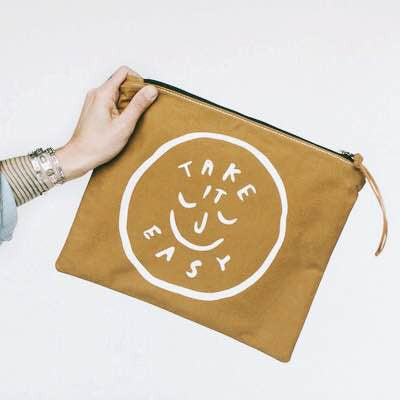 Take it Easy Utility Pouch