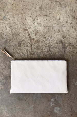ESCAPE Travel Clutch in Natural