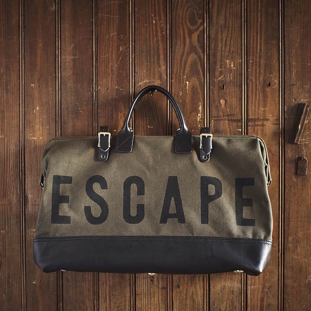ESCAPE Traveler in Olive - Second