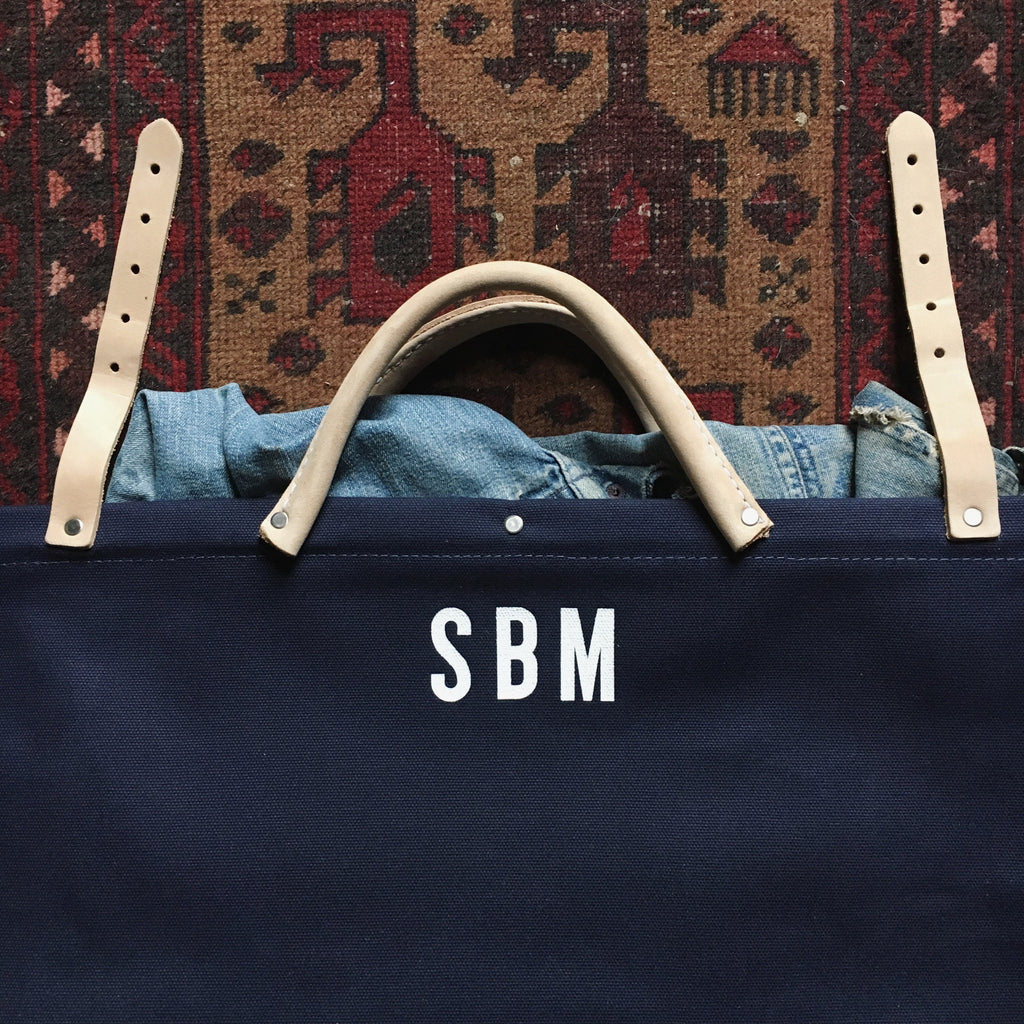 Monogram Your Forestbound Bag!