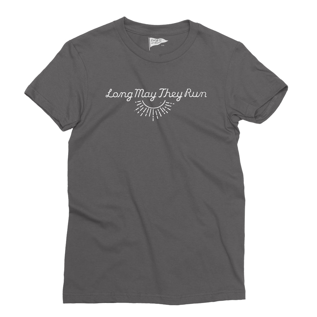 Long May They Run Sunburst Women's Tee