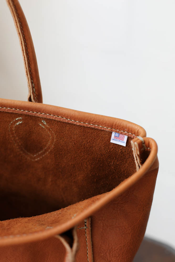 Leather Tote Bag No. 2