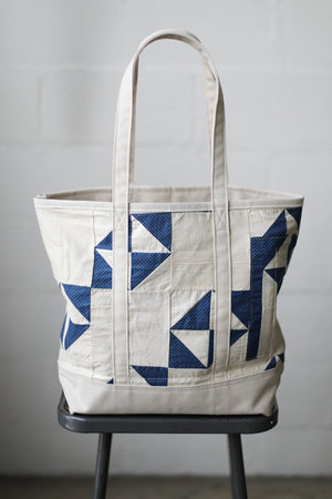 Reclaimed Market Tote No. 052