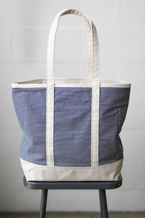 Reclaimed Market Tote No. 056